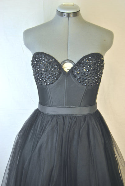 The Black Magic Gown
