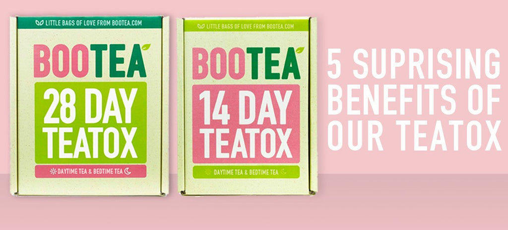 5 Surprising Benefits of Our Teatox