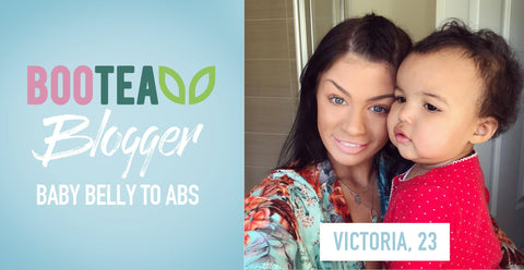 Bootea Blogger | From Baby Belly to Abs