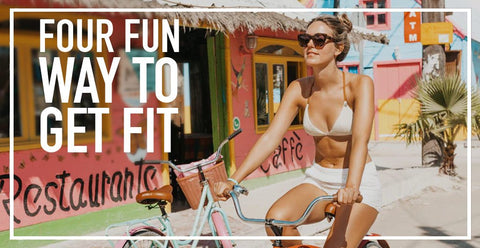 Four Fitness Ideas You Haven't Tried Yet