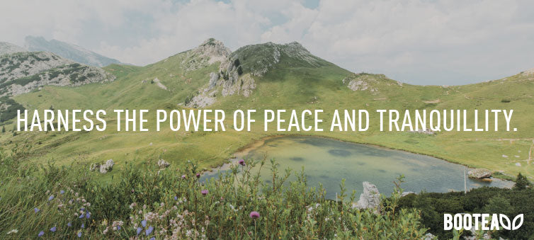 The power of peace - Bootea
