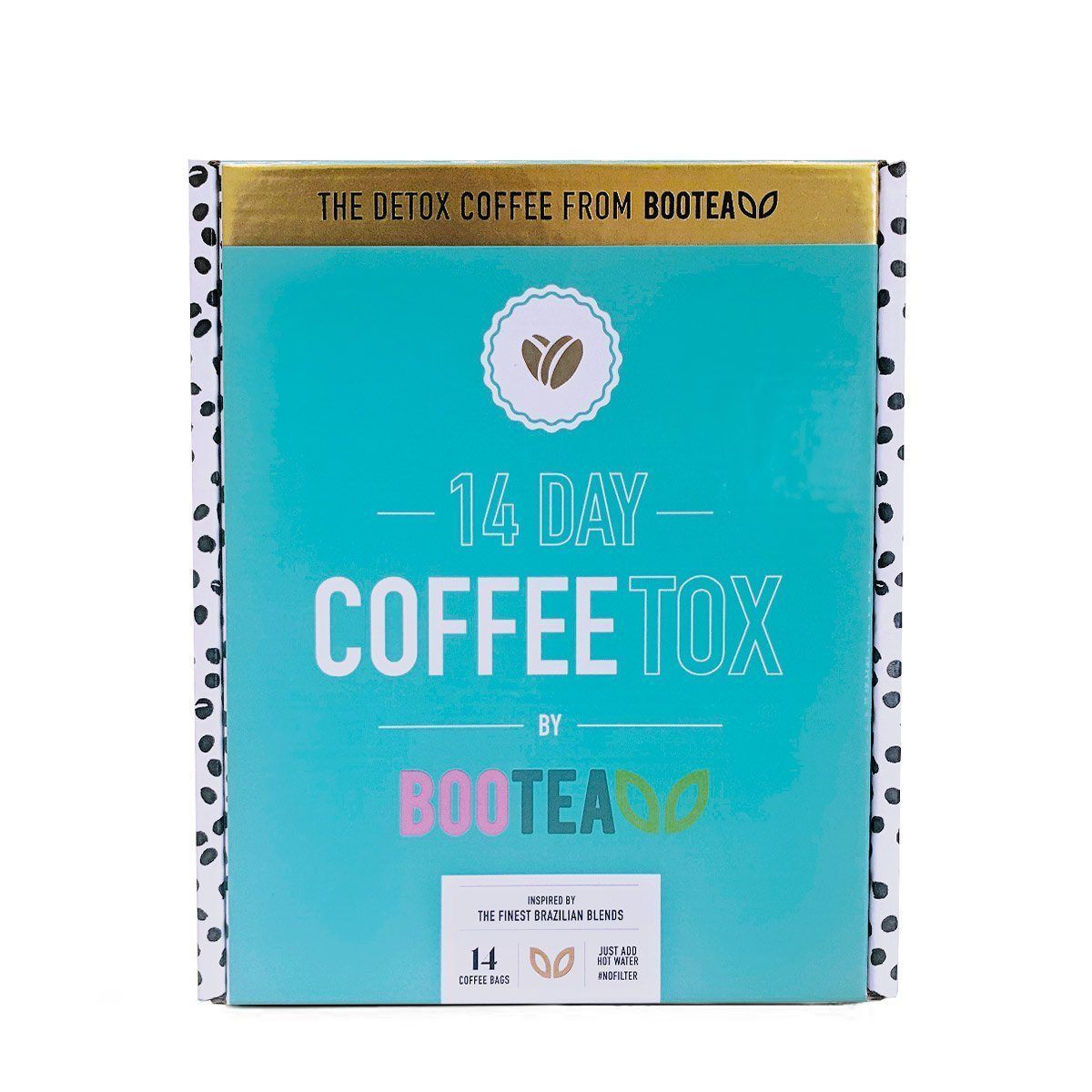 Coffeetox Limited Edition greentea Bootea