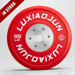 LUXIAOJUN LB Competition Plates - LUXIAOJUN Weightlifting