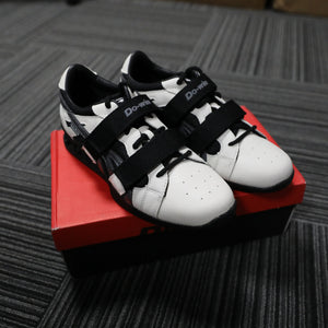 Do-win Weightlifting Shoes Black& White - LUXIAOJUN Weightlifting
