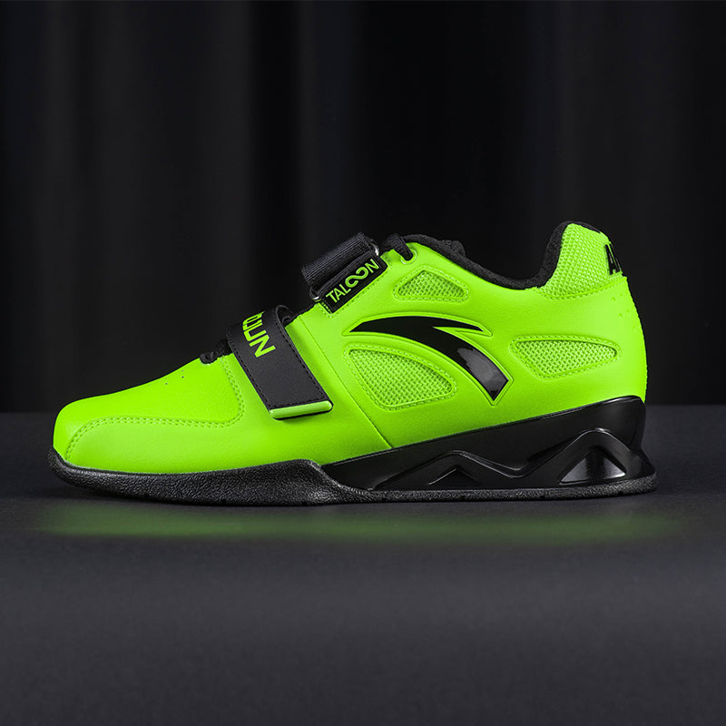 LUXIAOJUN & ANTA Joint Collection Weightlifting Shoes