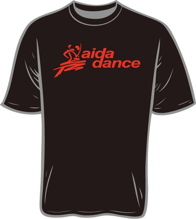Short Sleve AIDA T-shirt - Kolosov Dance Shoes - 1