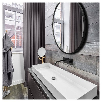Exciting Grey Bathroom Mirror