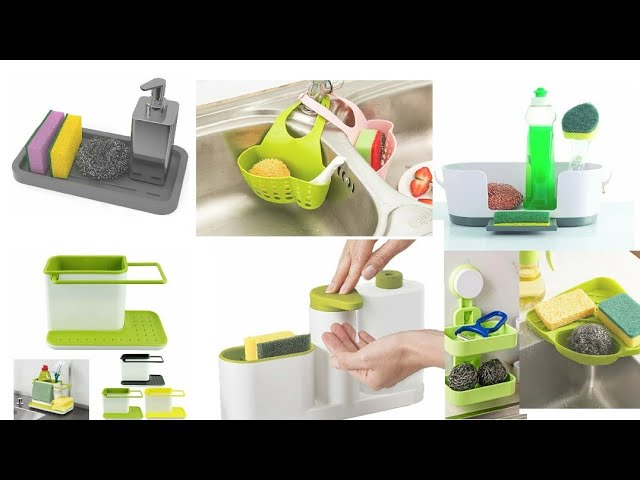 Useful Kitchen Sink Organizers from Amazon with Price