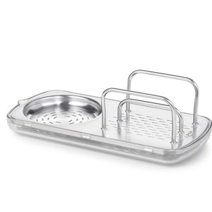 Stainless Steel Sink Organizer