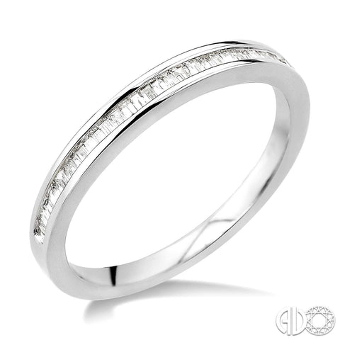 14k Diamond Anniversary Ring