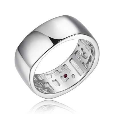 Elle - Sterling Silver Ring