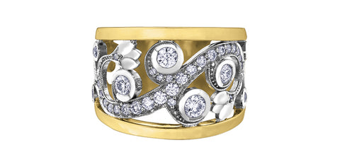 Season's Collection Dinner Ring
