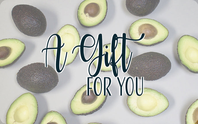 AvocaDoor Deliveries Gift Card