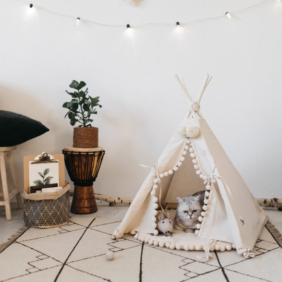 Tipi pour chien et chat | Doggy & Co - Doggy & Co