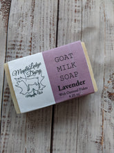 Load image into Gallery viewer, Goat Milk Soap