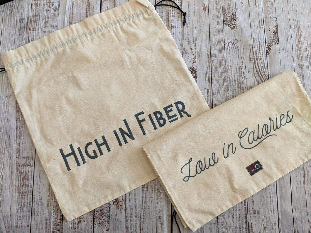 High In Fiber Project Bag