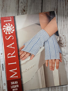 Argentina Fingerless Mitts