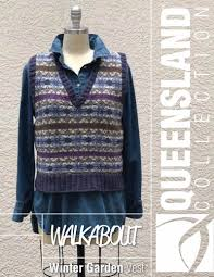 Walkabout Winter Garden Vest