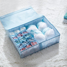 Load image into Gallery viewer, Leaves Series Socks Bras Underwear Organizer Storage Box