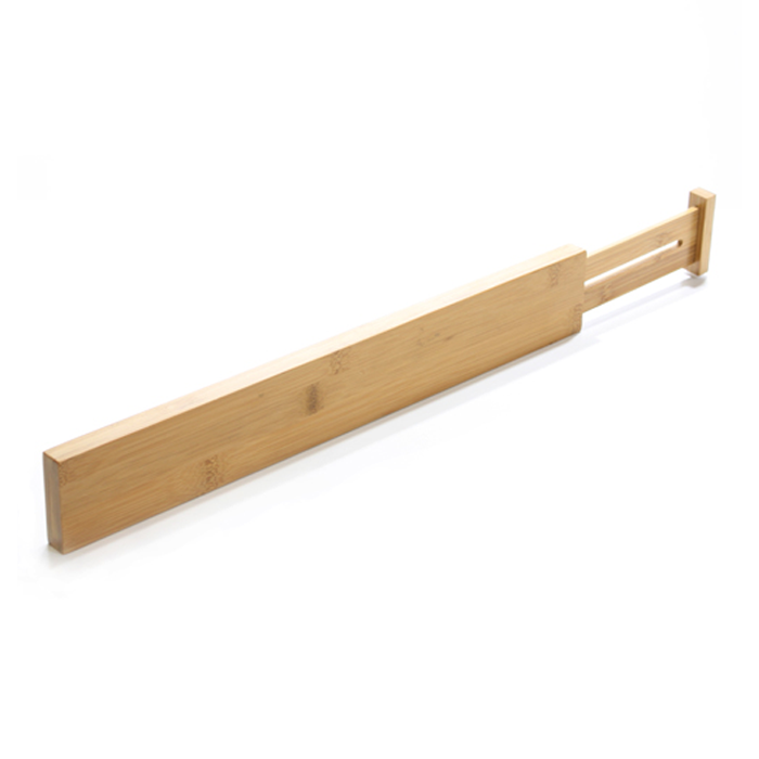 Bamboo Drawer Dividers- Large