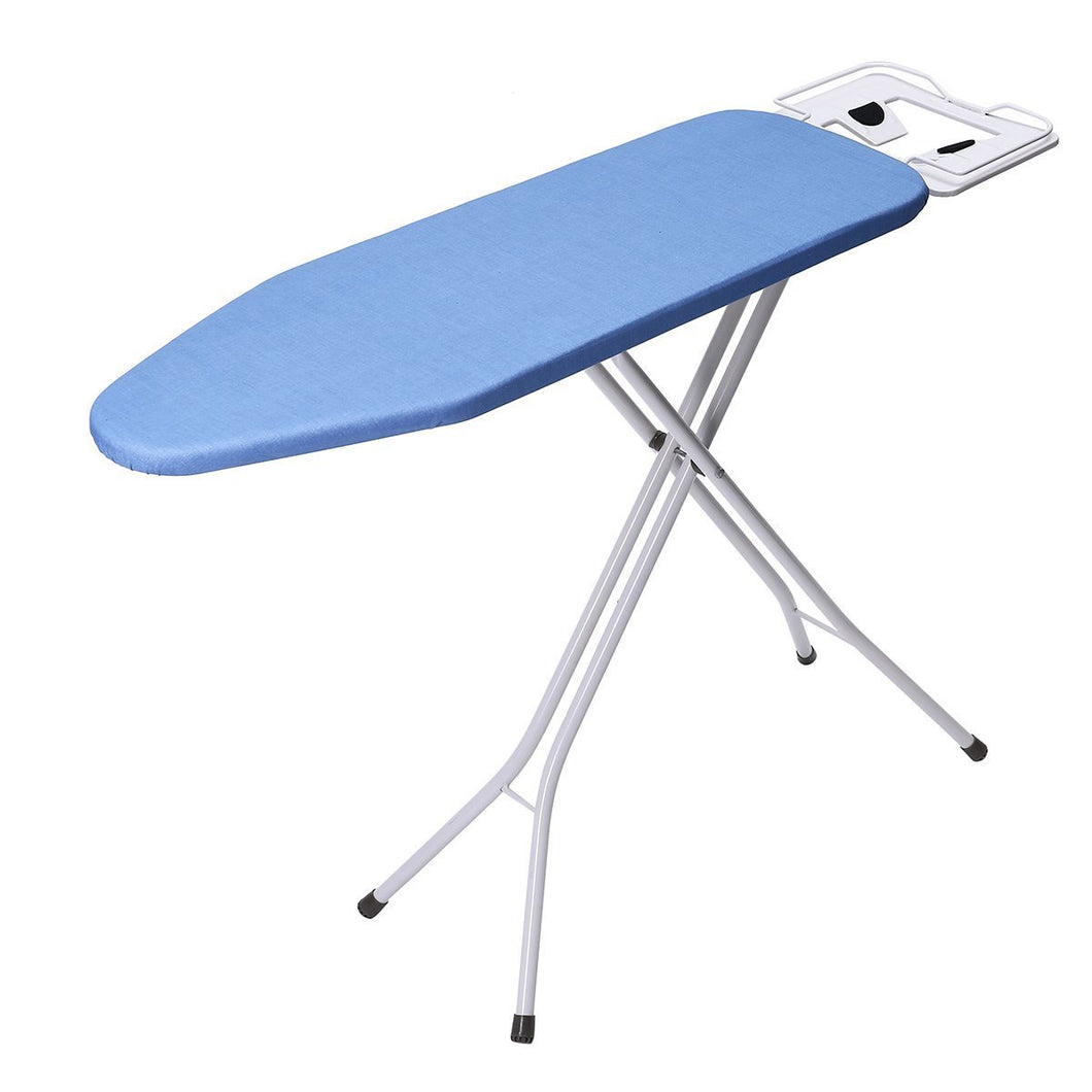 Products king do way ironing board 39 l x 12w x 33h opensize 4 leg table for ironing clothes tabletop ironing board with iron rest wide top iron board design