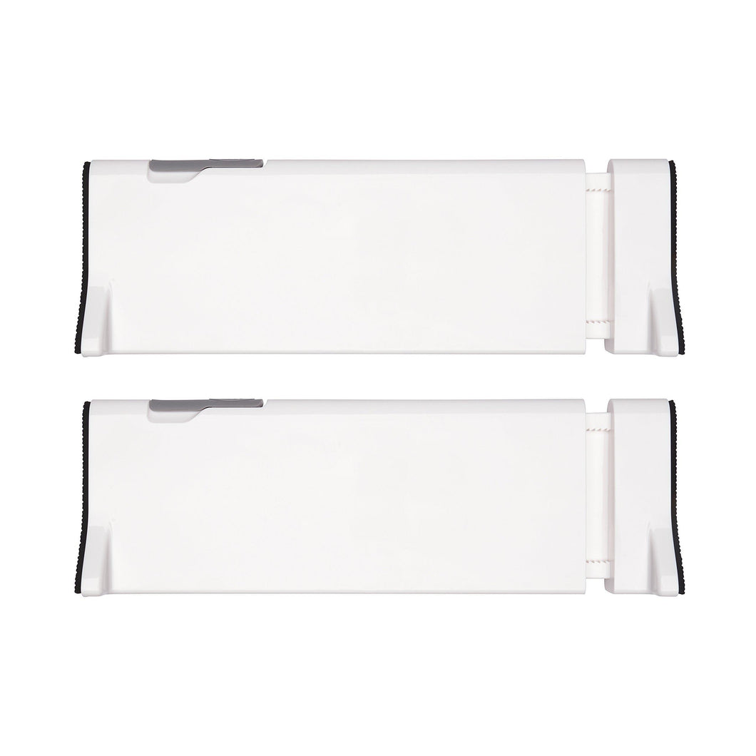 OXO Good Grips Expandable Dresser Drawer Divider - 2 Pack
