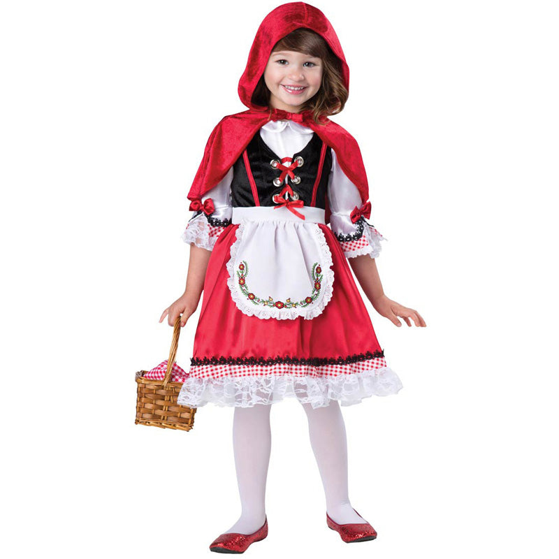 Red Riding Hood Costume Costume For Kids Cosplay Costume