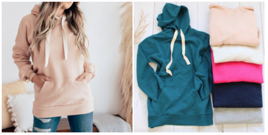 Buttery Soft Hoodies Just $17.99! (regularly $39.99)