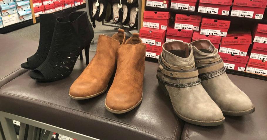 Women's Boots as Low as $14.49 Each Shipped (Regularly $69.99+)
