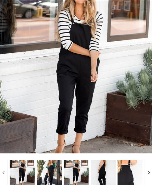 Order Here–> Cute The Lyndsey Overalls for $16.99 (was $42.99) 3 days only.