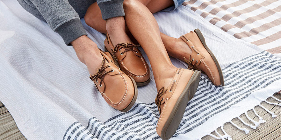 Today only, Sperry is having a Boat Shoe Flash Sale that's offering styles for $49.99 with promo code GETBOAT at checkout