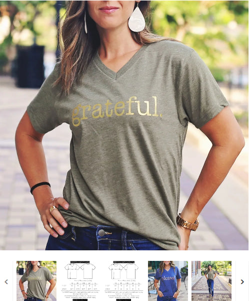 Order Here—> Cute Statement Tees | Free Shipping for $15.99 (was $23.99) 3 days only.