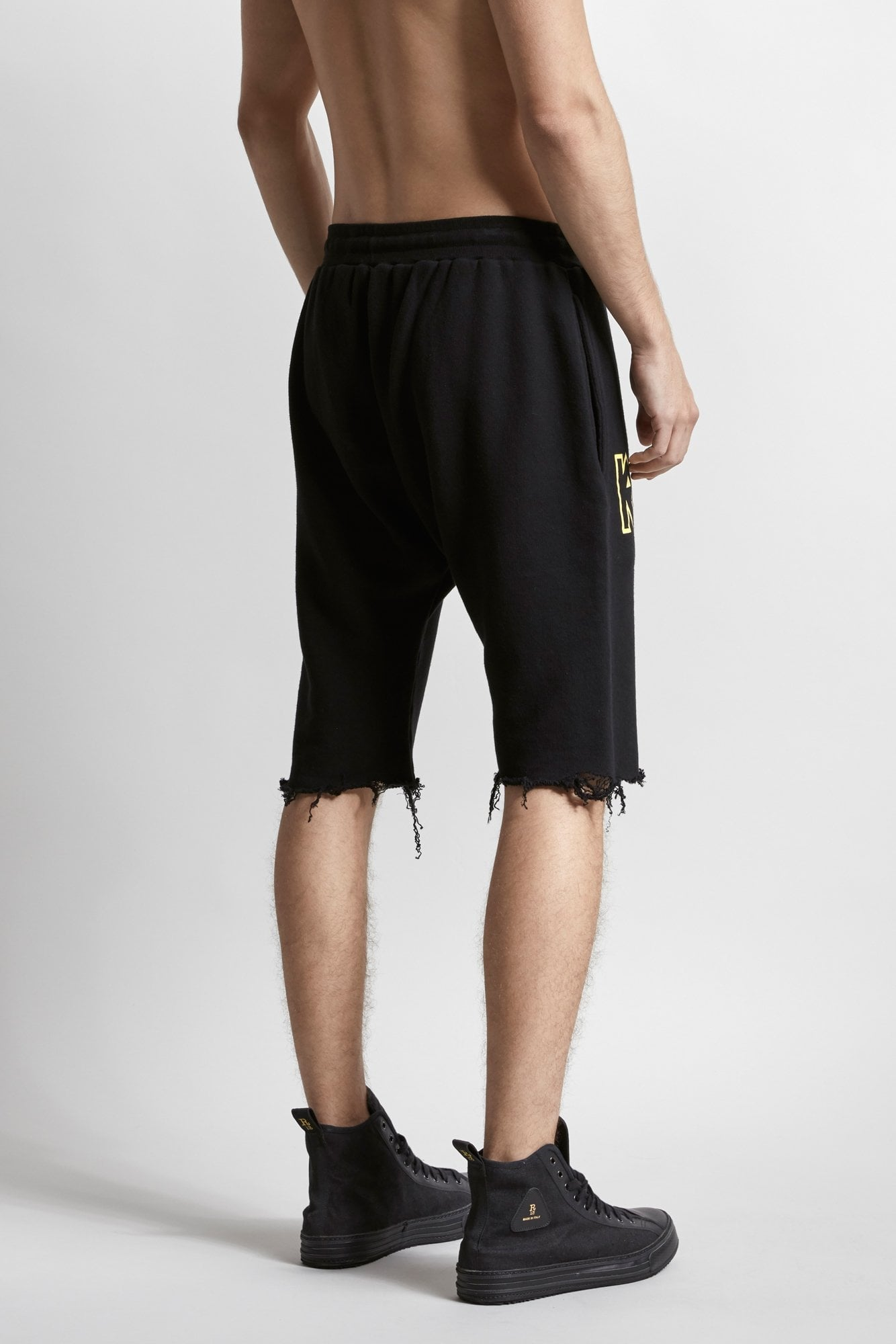 Rthirteen Sweatshort - Black