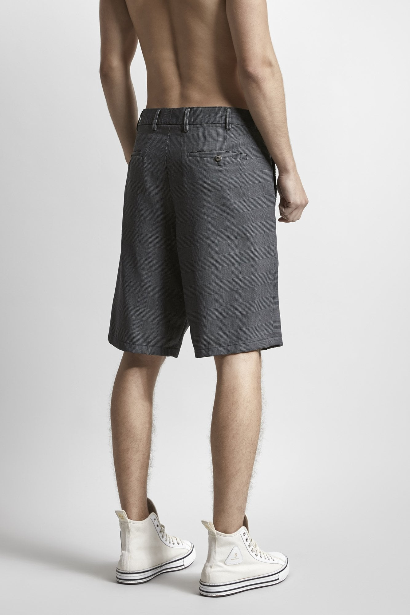 Crossover Short - Charcoal