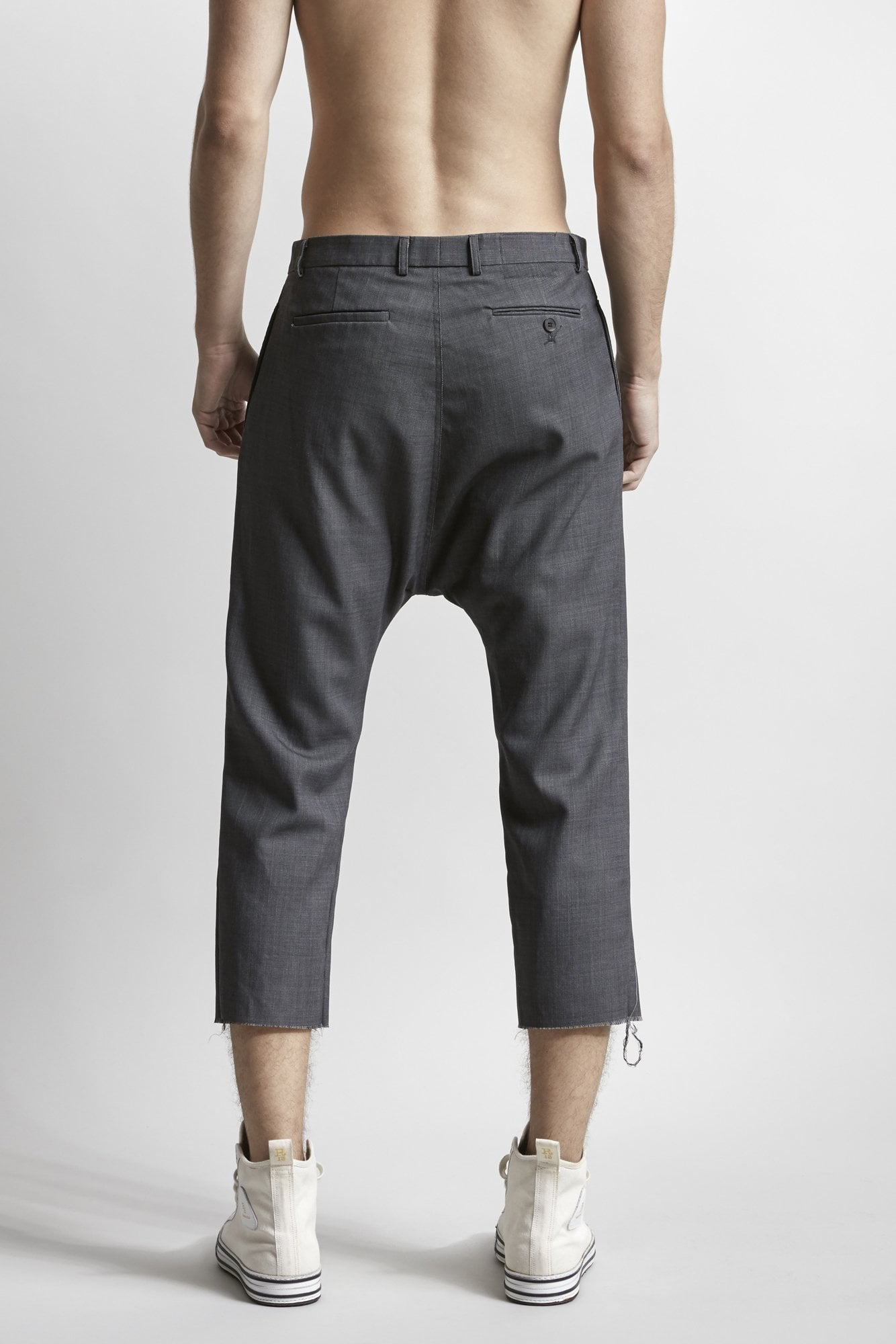 Tailored Drop Trouser