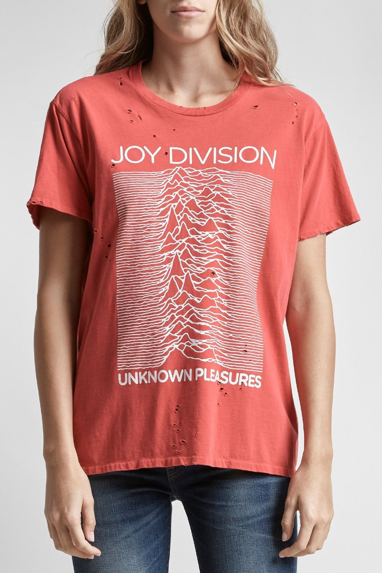 Joy Division Boy T - Red