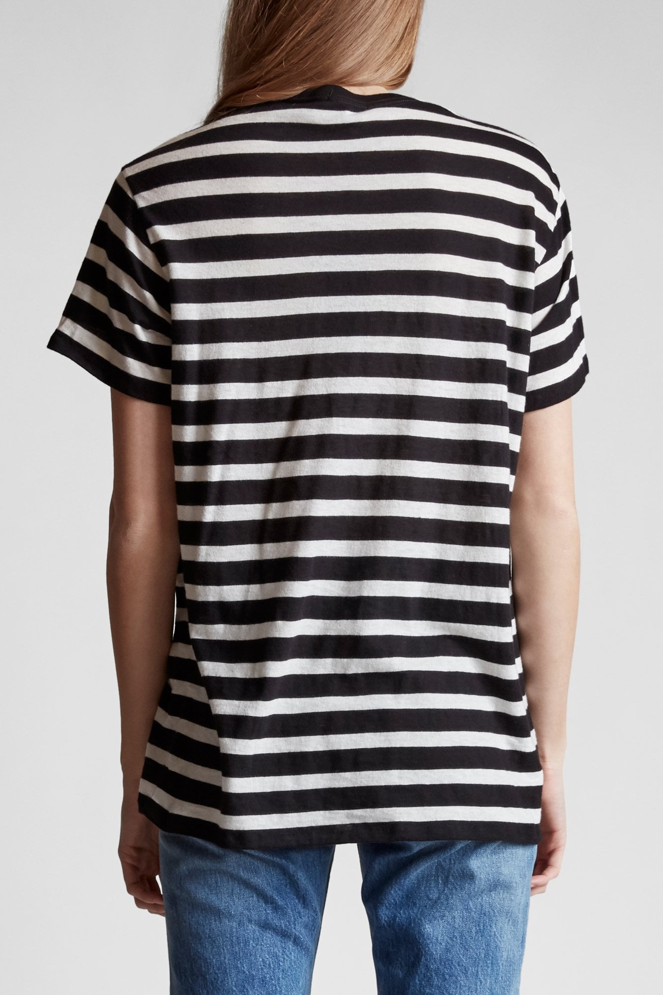 Joy Division Striped Boy T