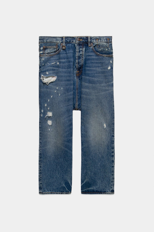 TAILORED DROP JEAN - BAIN