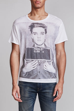Elvis Mugshot Boy T
