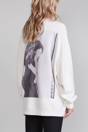 Elvis T-70 Oversized Crewneck