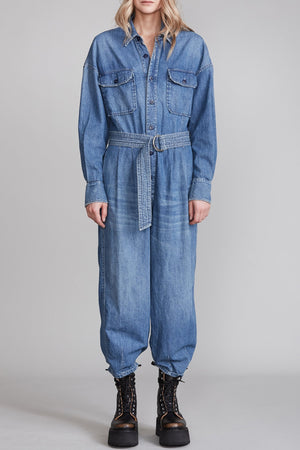 Utility Jumpsuit - Brindley