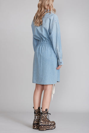 Kat Shirt Dress