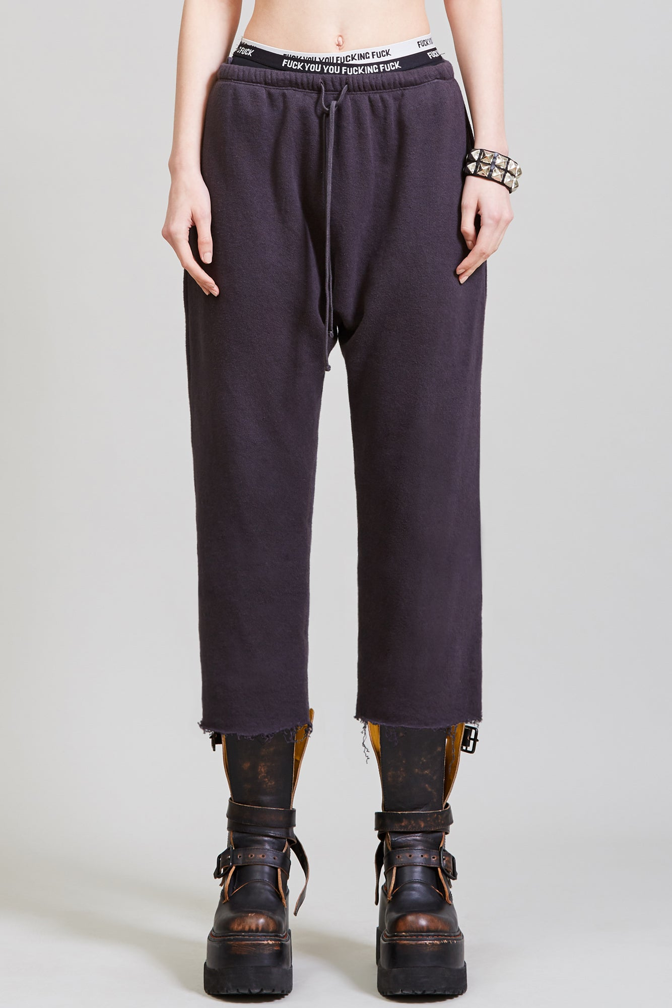 FIELD SWEATPANT - VINTAGE BLACK