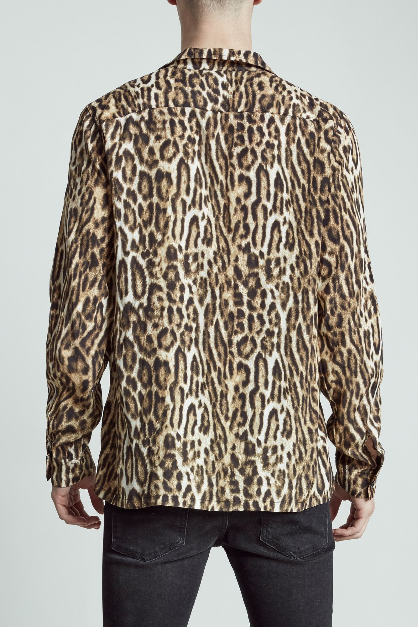 Printed Shirt - Leopard