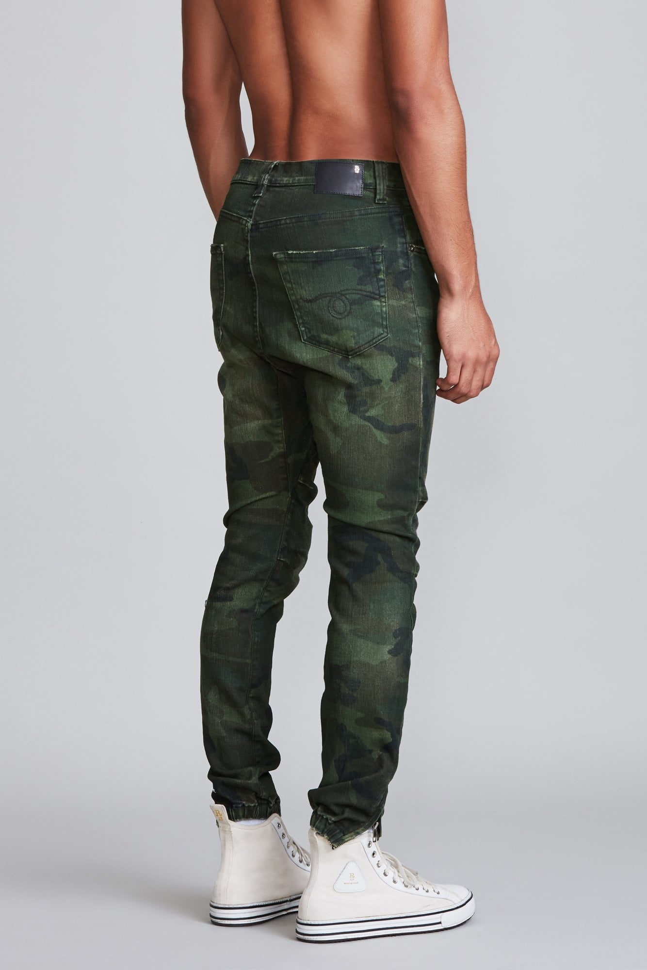 Cooper Tapered Drop - Green Camo