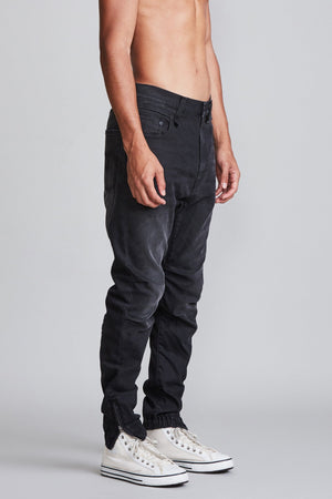 Cooper Tapered Drop - Black Owen