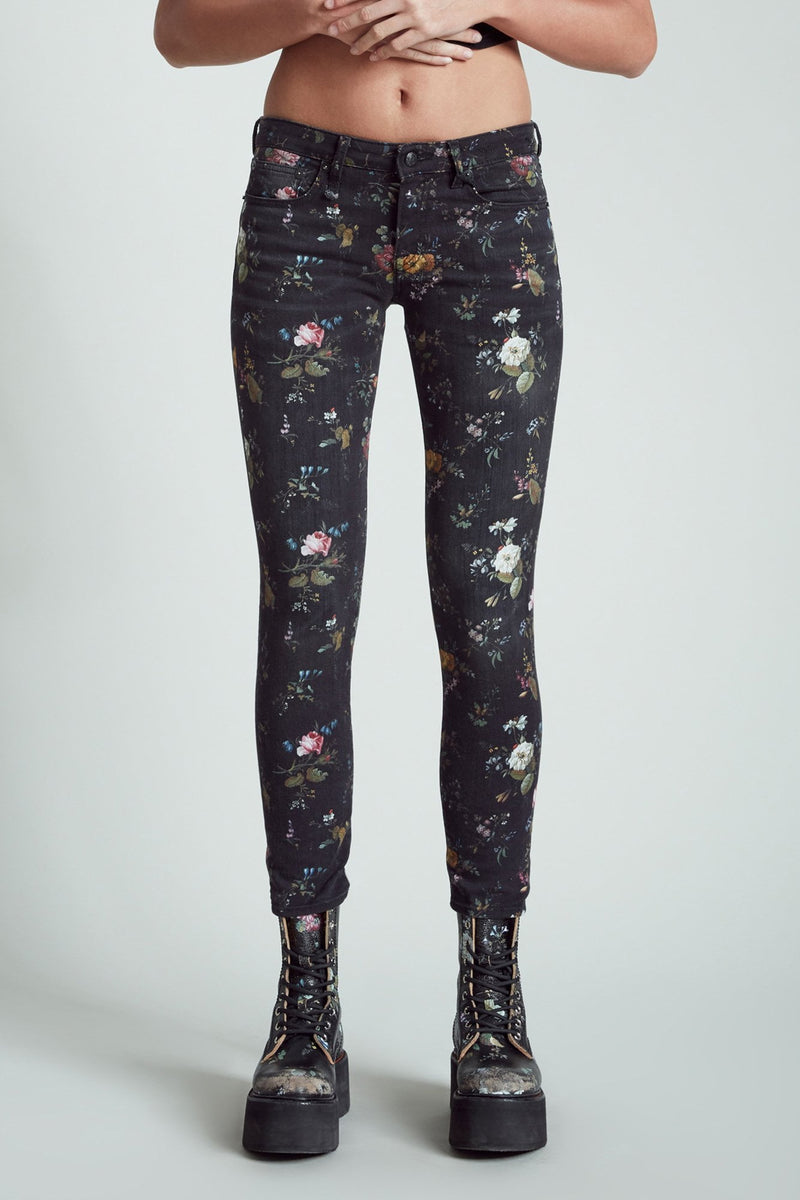 Kate Skinny - Light Floral