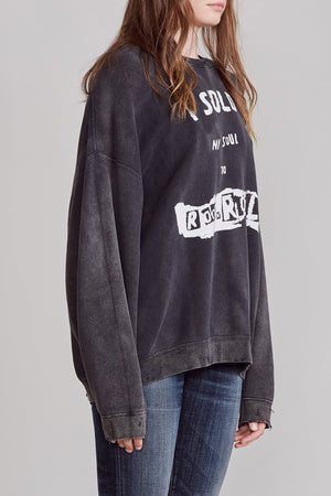 I Sold My Soul Oversized Crewneck