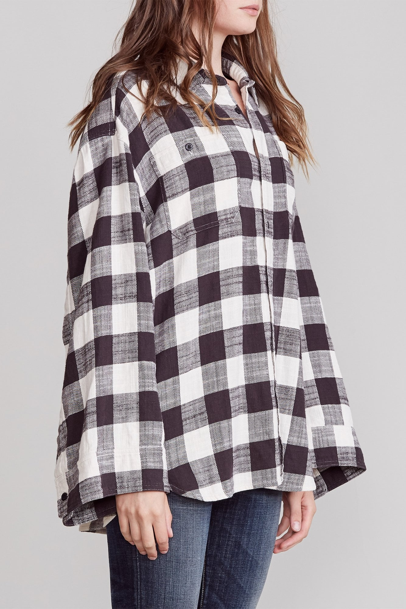 Oversized Sleeve Shirt