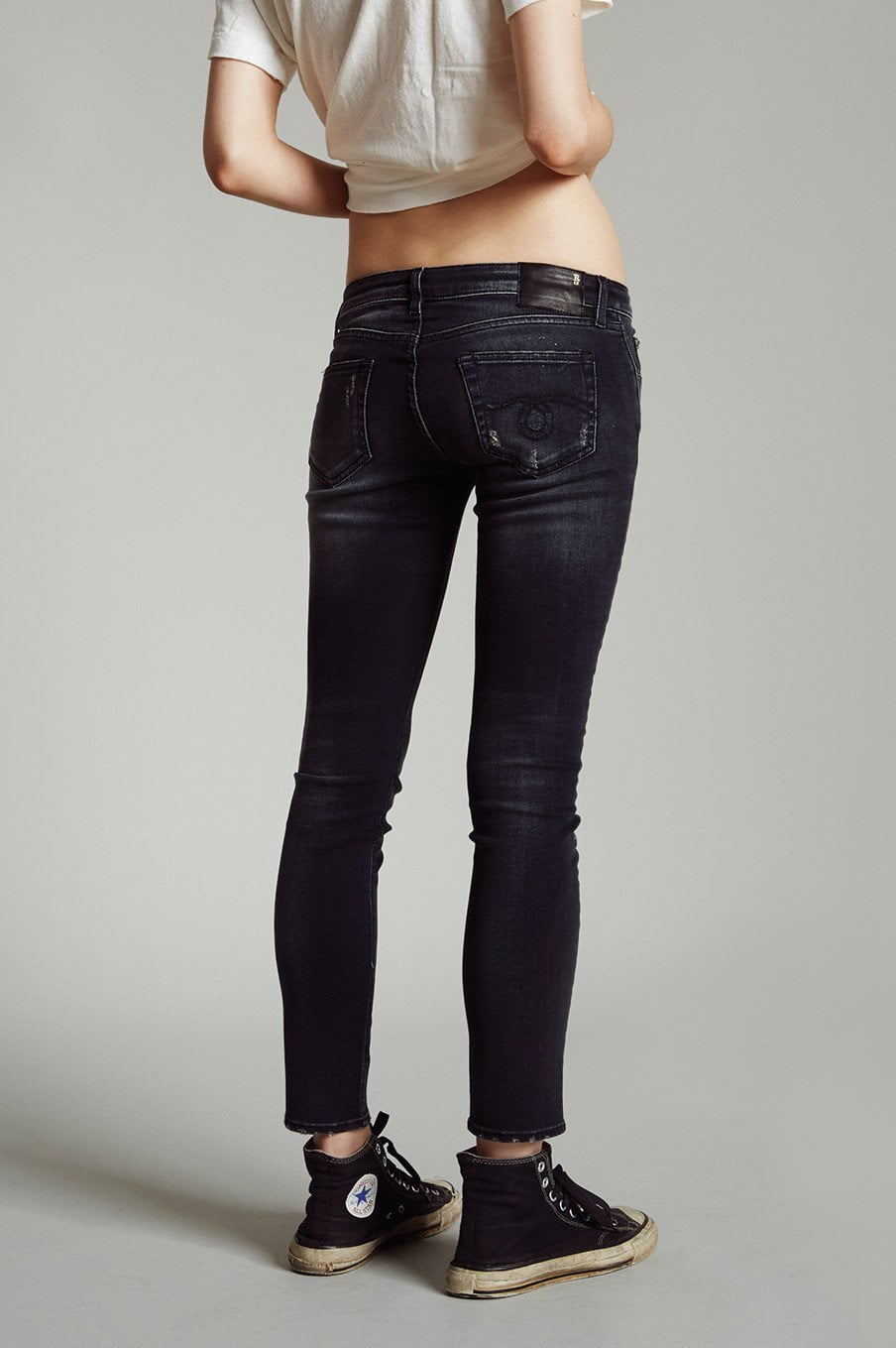 Kate skinny orion black